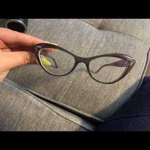 Bvlgary eyeglasses